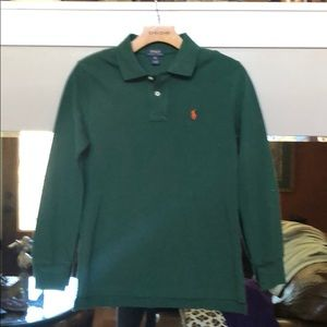 Boys' Ralph Lauren Polo, size M(10-12)